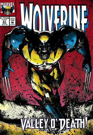 Wolverine #67 - Valley O