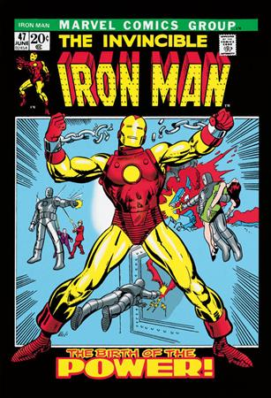 The Invincible Iron Man #47